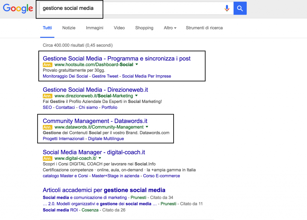 how to create landing page for google adwords